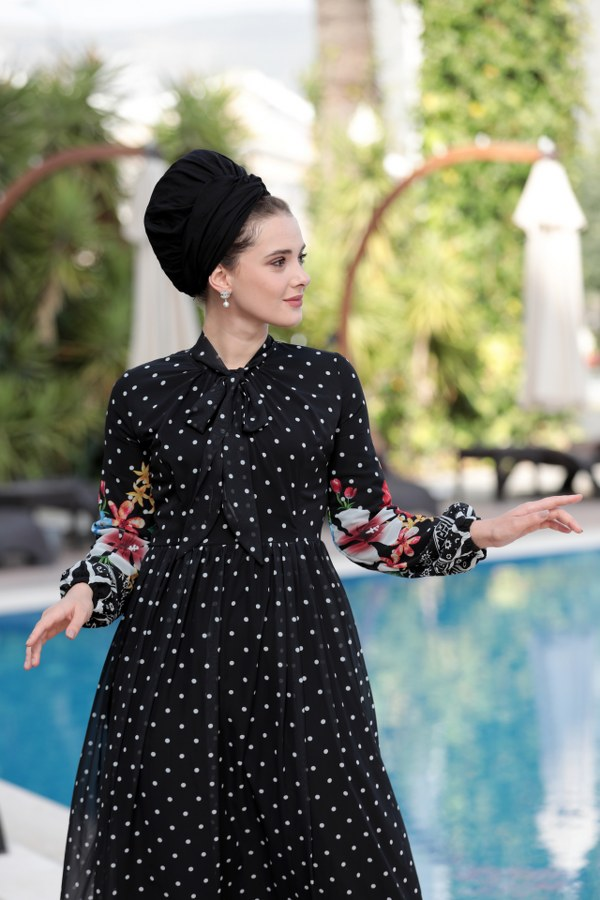 Selma Sarı dress