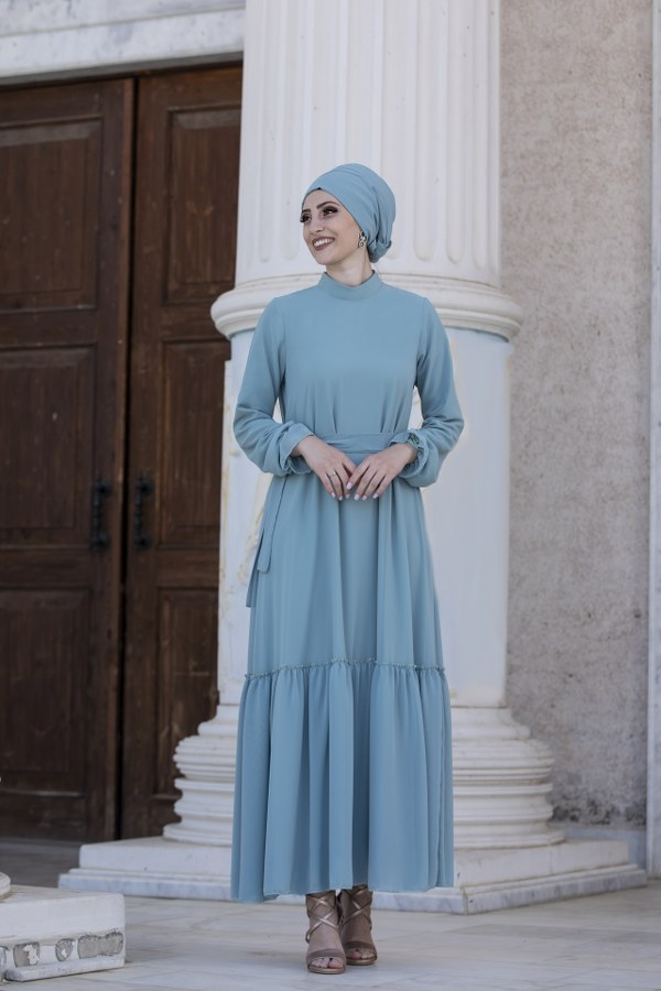 Arya Dress - Mint
