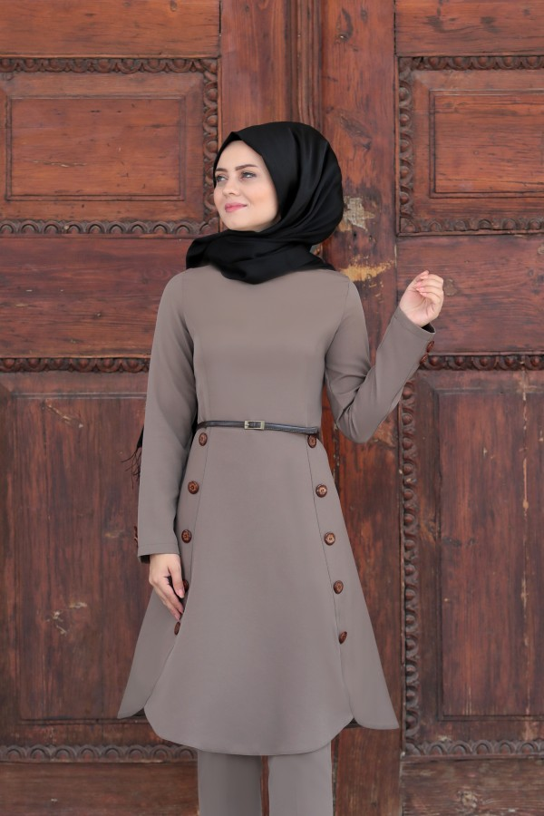 Azra Suit dress
