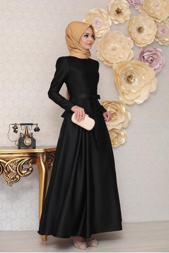 Akasya Dress - Black