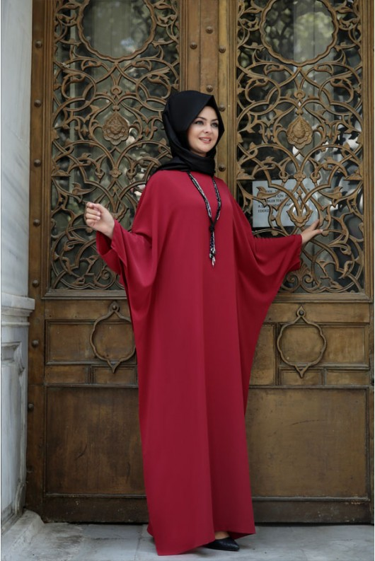 Tuba Tunik Bordo