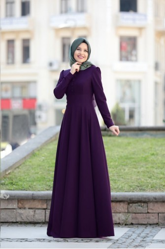 Bonita Dress Purple