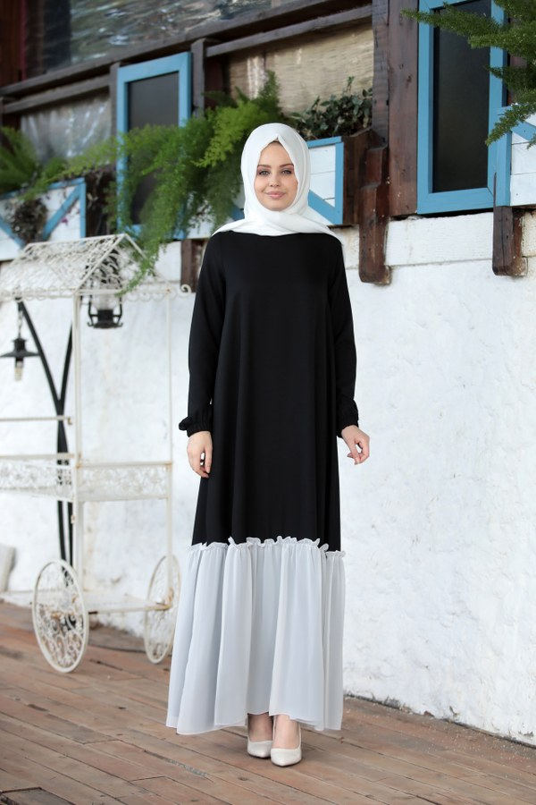 Arya Dress - Black